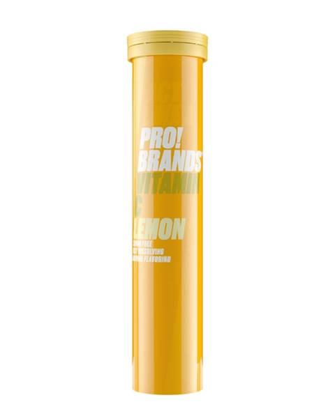 PRO!BRANDS PRO!BRANDS Vitamin C 1000 mg - 20 tabs pomaranč