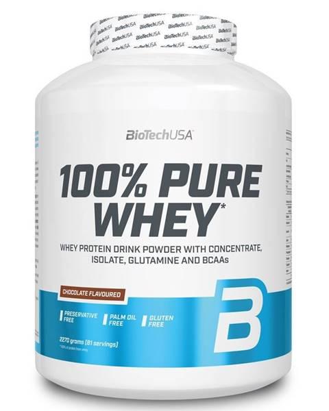 Biotech USA 100% Pure Whey - Biotech USA 1000 g sáčok Banán