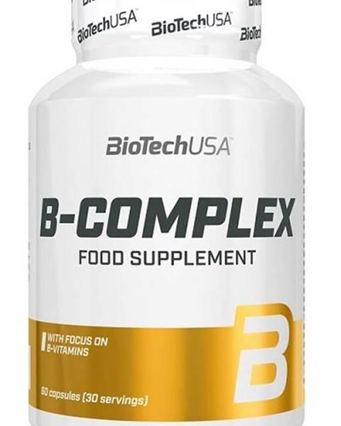 Biotech USA B-Complex - Biotech USA 60 kaps.
