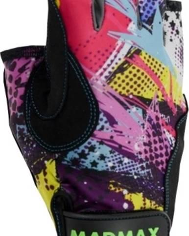 MadMax Fitness rukavice pre vozičkárov Short fingers 2 GWC002 variant: M