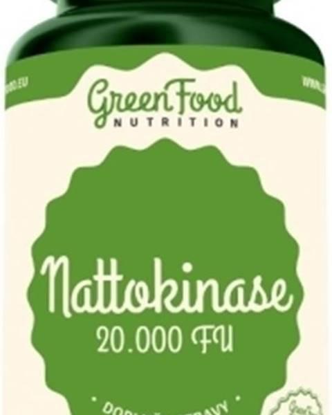 GreenFood GreenFood Nattokinase 20.000FU 90 kapsúl