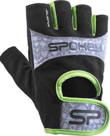 Spokey Elena II Dámske fitness rukavice čierne variant: L