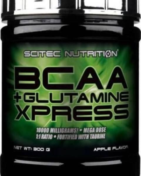 Scitec Nutrition Scitec Nutrition Scitec BCAA + Glutamine Xpress 300 g variant: jablko