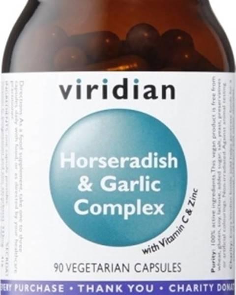 Viridian Viridian Horseradish&Garlic Complex 90 kapsúl
