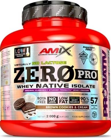 Amix Nutrition Amix ZeroPro Protein 2000 g variant: jahoda
