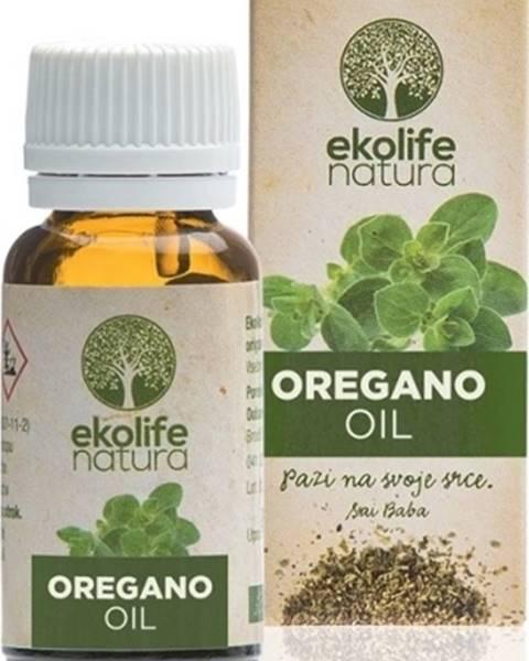 Ekolife Natura Ekolife Natura Oil of Origanum (Esenciálny olej z Oregano) 10 ml
