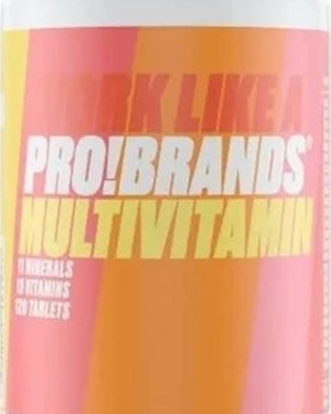 ProBrands ProBrands VitaminPro Daily Multi Vitamins 120 kapsúl