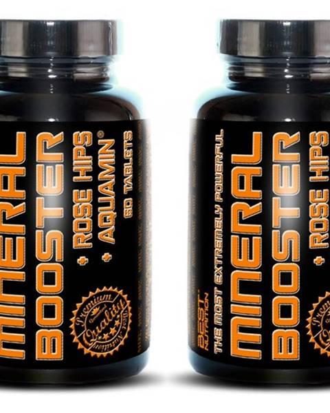 Best Nutrition 1+1 Zadarmo: Mineral Booster + šípky od Best Nutrition 60 tbl. + 60 tbl.