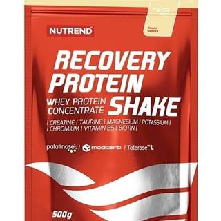 Recovery Protein Shake - Nutrend 500 g Jahoda