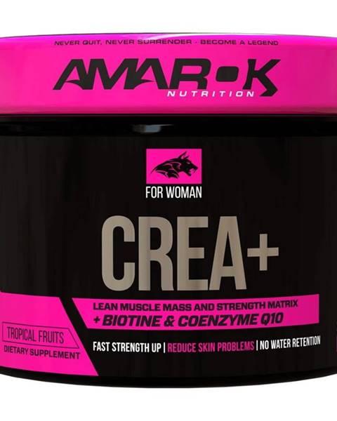 Amarok Nutrition For Woman Crea Plus - Amarok Nutrition 300 g Tropical Fruits