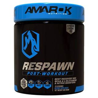 Black Line Respawn Post-Workout - Amarok Nutrition 500 g Orange
