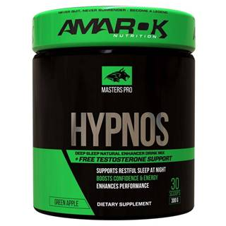 Masters Pro Hypnos - Amarok Nutrition 300 g Green Apple