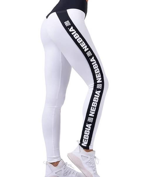 Nebbia Nebbia Power Your Hero ikonické legíny 531 biele variant: L