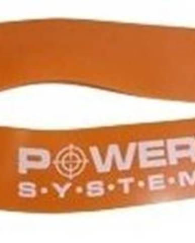 Power System Gumička na cvičenie Resistance Band Loop oranžová