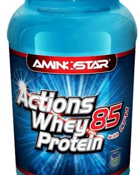 Aminostar Aminostar Whey Protein Actions 85 2000 g variant: banán