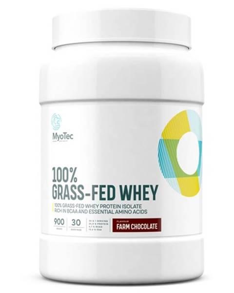 Myotec MyoTec 100% Grass Fed Whey 900 g variant: čokoláda