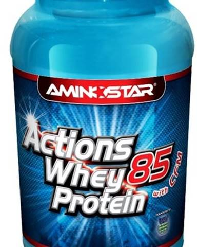 Aminostar Whey Protein Actions 85 2000 g variant: banán