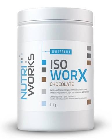 NutriWorks Iso Worx 1000 g variant: vanilka