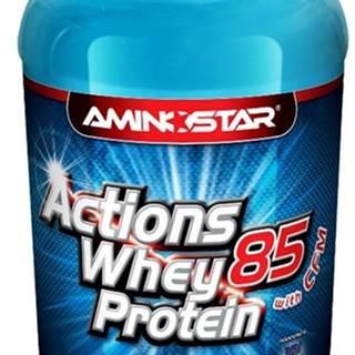 Aminostar Whey Protein Actions 85 2000 g variant: banán