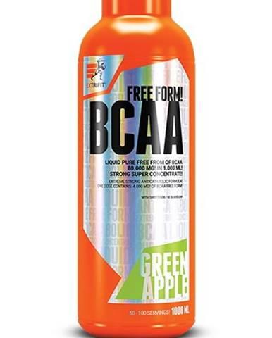 BCAA 80 000 Liquid - Extrifit 1000 ml. Jablko