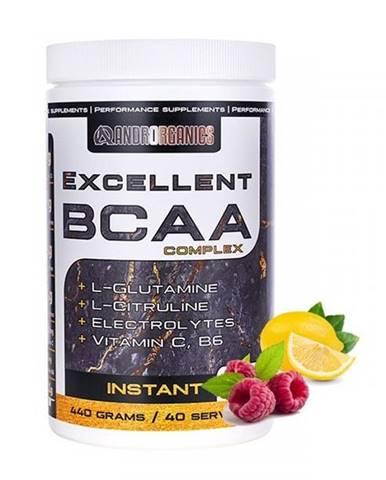 Excellent BCAA Complex - Androrganics 110 g Citrón