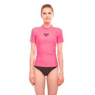 Dámske tričko pre vodné športy Aqua Marina Alluv ružová - L
