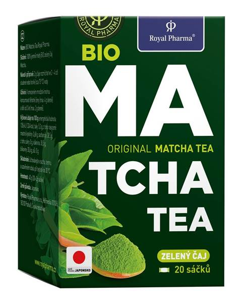 Royal Pharma Royal Pharma BIO Matcha Tea 40 g