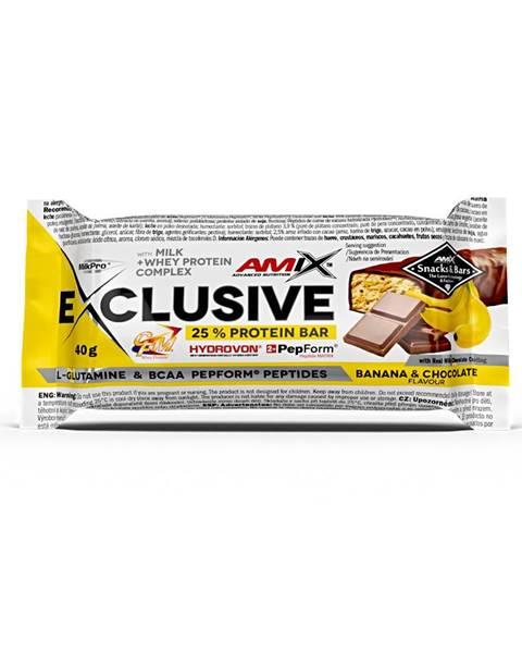 Amix Nutrition Amix Nutrition Amix Exclusive Bar 40 g variant: ananás s kokosom