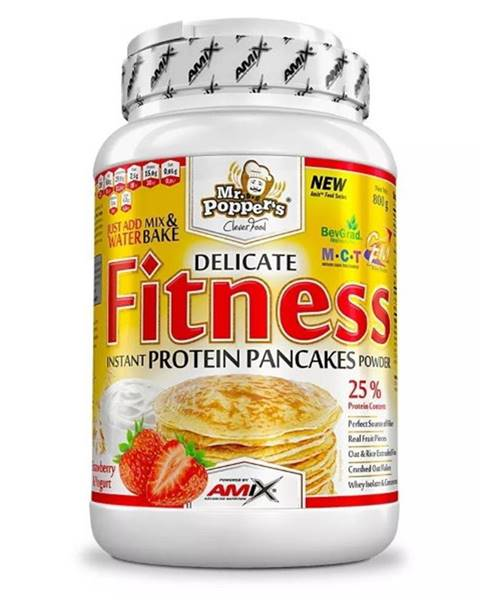 Amix Nutrition Amix Nutrition Amix Fitness Protein Pancakes 800 g variant: ananás - kokos