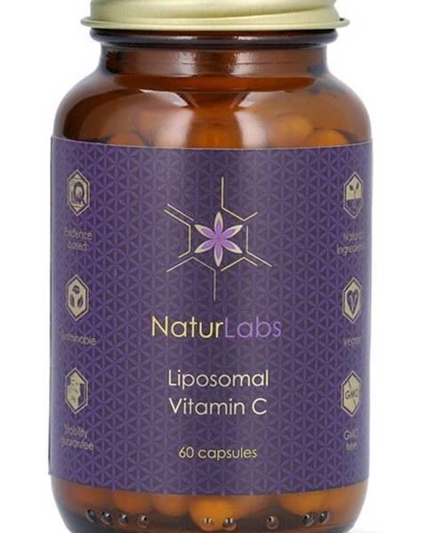 NaturLabs NaturLabs Lipozomálny vitamín C 60 kapsúl