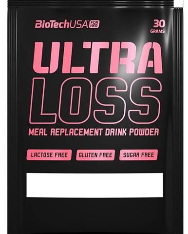 BioTech USA BioTech Ultra Loss Shake 30 g variant: čokoláda