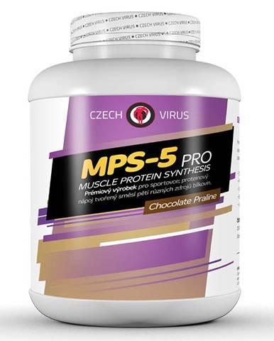 Czech Virus MPS-5 PRO 2250 g variant: čokoláda - pralinka