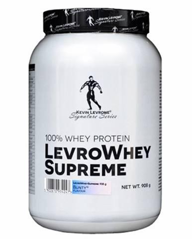 Kevin Levrone LevroWhey Supreme 908 g variant: bounty