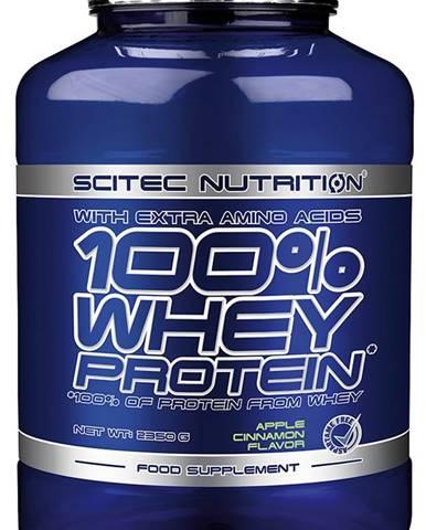 Scitec Nutrition Scitec 100% Whey Protein 2350 g variant: čokoláda