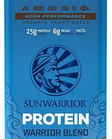 Sunwarrior Protein Blend BIO (Hrachový, konopný proteín a goji) 750 g variant: čokoláda