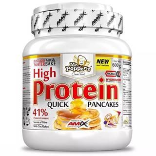 Amix Nutrition Amix High Protein Pancakes 600 g variant: bez príchuti