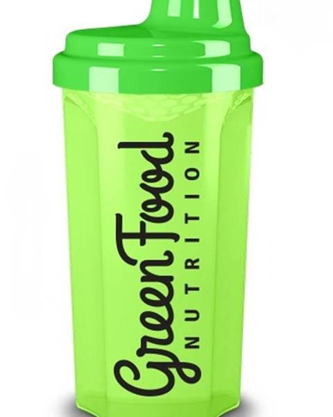 GreenFood GreenFood Šejker 500 ml variant: zelená