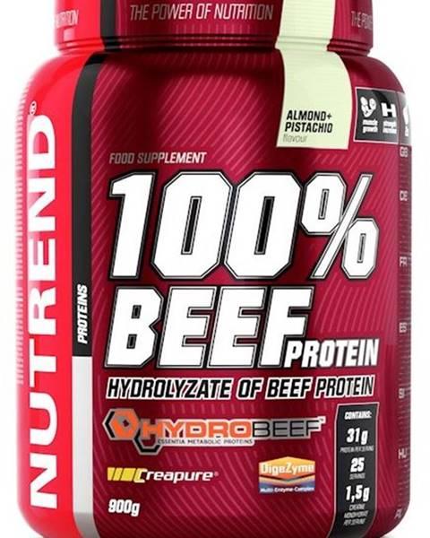 Nutrend Nutrend 100% Beef Protein 900 g variant: čokoláda - lieskový oriešok