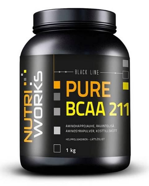 NutriWorks NutriWorks BCAA 2:1:1 1000 g variant: bez príchuti