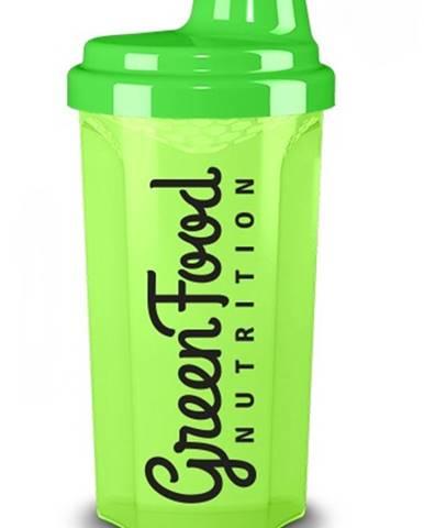 GreenFood Šejker 500 ml variant: zelená