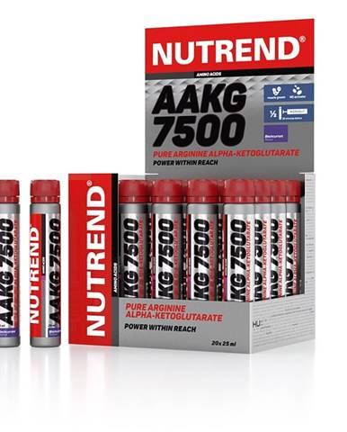 Nutrend AAKG 7500 25 ml variant: čierne ríbezle