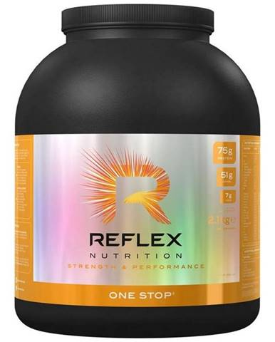 Reflex Nutrition Reflex One Stop 2100 g variant: čokoláda
