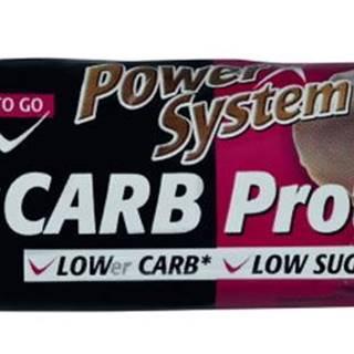 Power System Bar Power System Lower Carb Protein bar 33% 45 g variant: arašidy - karamel
