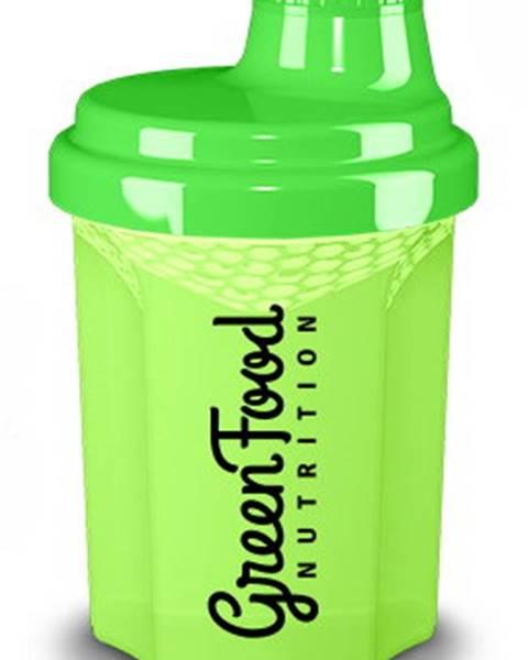 GreenFood GreenFood Šejker 300 ml variant: zelená