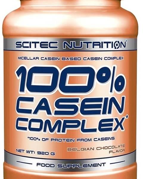 Scitec Nutrition Scitec Nutrition Scitec 100% Casein Complex 920 g variant: ananásový melón - biela čoko