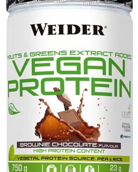 Weider Weider Vegan Protein 750 g variant: čokoláda