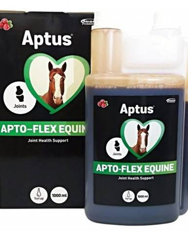 Orion Pharma Aptus Apto - Flex Equine 1000 ml variant: brusnica