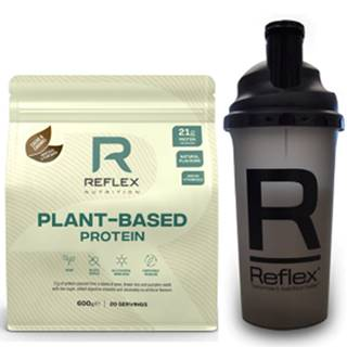 Reflex Nutrition Reflex Plant Based Protein (Rastlinný proteín) 600 g variant: kakao - karamel