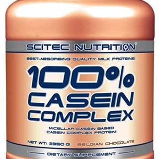 Scitec Nutrition Scitec 100% Casein Complex 2350 g variant: ananásový melón - biela čoko
