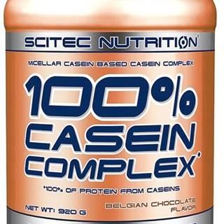 Scitec Nutrition Scitec 100% Casein Complex 920 g variant: ananásový melón - biela čoko